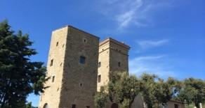 Lago Trasimeno San Feliciano torre antica
