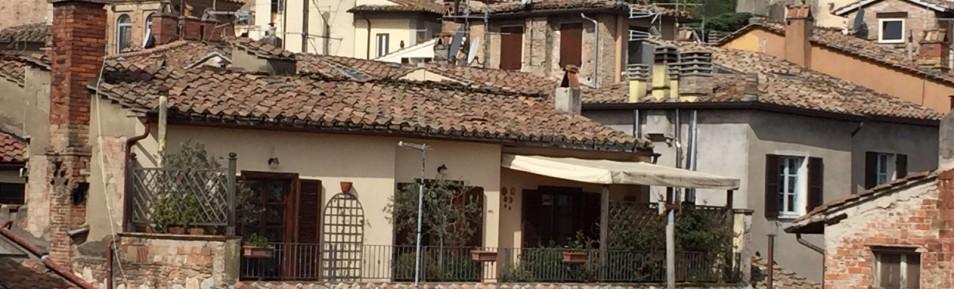 Corso Cavour appartamento con splendido terrazzo