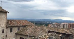 Corso Cavour cielo/terra con terrazzo