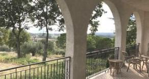 Passignano villa singola