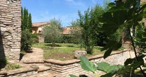 Centro storico Attico con giardino e garage