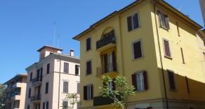 Via Pellas appartamento in palazzo stile liberty