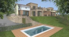 San Vetturino villa bifamiliare