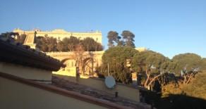 Piazza del Circo appartamento con terrazzo abitabile