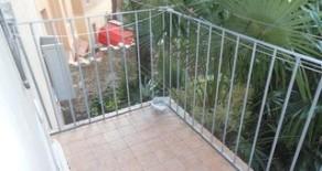 Corso Cavour appartamento con balcone