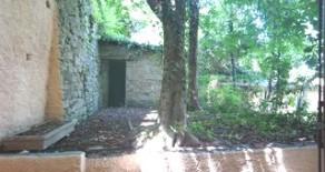 Acquedotto appartamento con giardino
