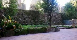 Elce appartamento con giardino