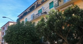 Zona Viale Roma ampio appartamento con giardino