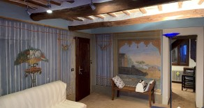 Lacugnano appartamento in antico casale