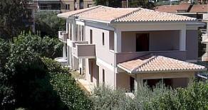 Filosofi appartamento con giardino in villa di nuova costruzione