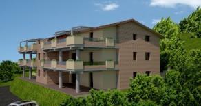 Sacro Cuore appartamento con ampio terrazzo